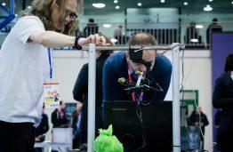 Ekspertai: dabar palankiausias metas plėtoti robotizaciją Lietuvoje