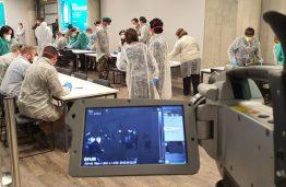 KTU mokslininkai Kauno oro uostui pasiūlė savo termovizorių: tai patikimas būdas nustatyti padidėjusią žmogaus kūno temperatūrą